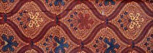 Red Batik Banner