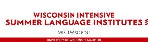 Wisconsin Intensive Summer Language Institutes Graphic Logo