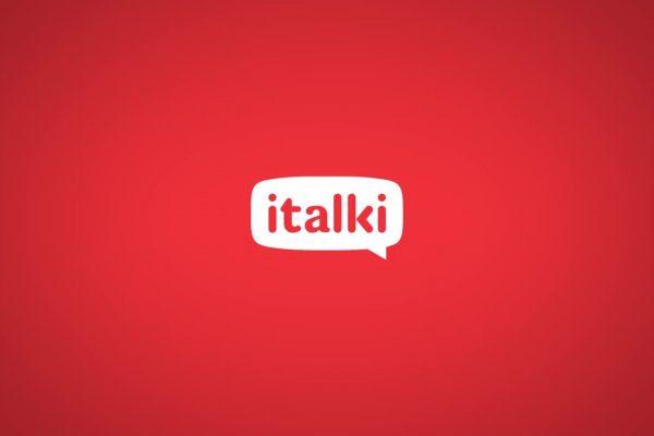 Italki logo https://uploads-ssl.webflow.com/5eb119cd84c65a5a58a41ef9/5eb3d22cfa63c828dca4cf86_italki%20Recruiting%20Video%202-poster-00001.jpg