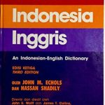 Echols Shadily Dictionary 2 ebay