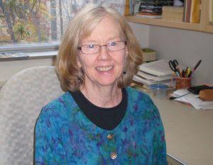 Photo of Ellen Rafferty, IFLI Director